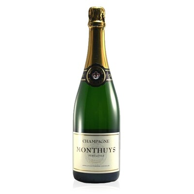 BOLLICINE | Champagne Monthuys brut