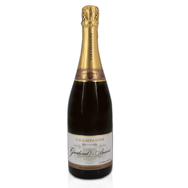 BOLLICINE | Champagne Gaudinat Boivin Grande reserve brut