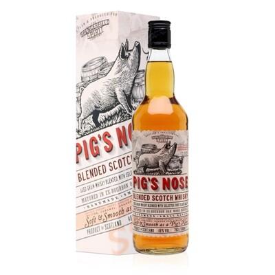 WHISKY | Whisky PIG'S NOSE ASTUCCIO