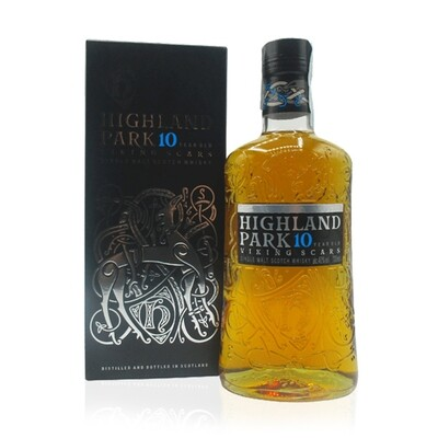 WHISKY | Whisky Single malt VIKING SCARS HIGHLAND PARK ASTUCCIO