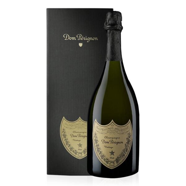 BOLLICINE | Champagne brut DOM PERIGNON 2010  COFANETTO