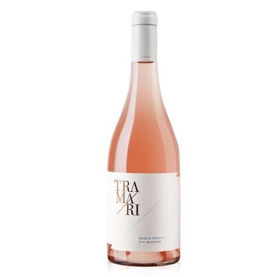 VINO ROSATO | Primitivo rosato Salento I.G.T. TRAMARI 2020 Cantina San Marzano