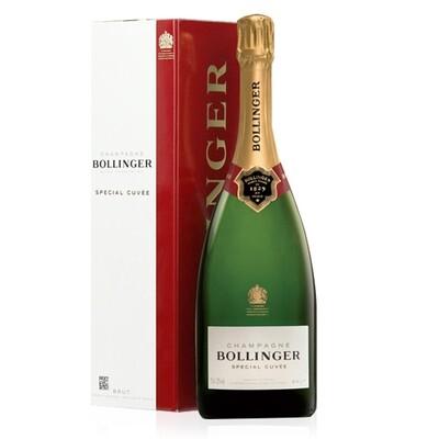 BOLLICINE | Champagne Special cuvee Bollinger