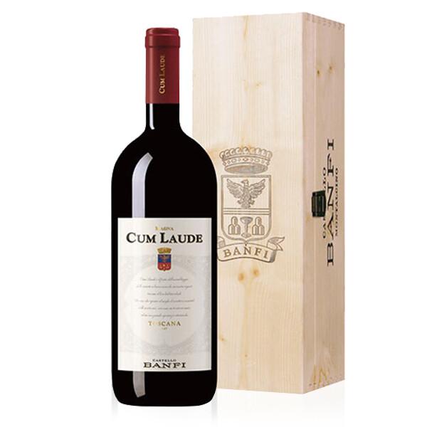 VINO ROSSO | Toscana I.G.T. CUM LAUDE 2016 1500 ml Cantina Banfi
