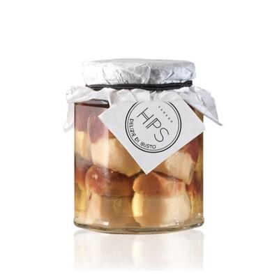 SOTT'OLIO   Funghi Porcini in olio di Oliva 290 g