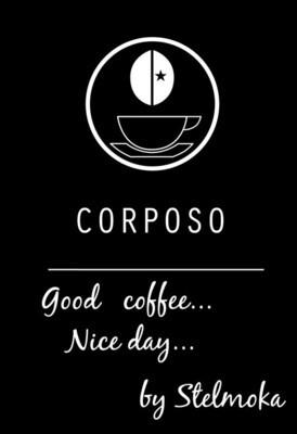 MISCELA DI CAFFE' STELMOKA CORPOSO