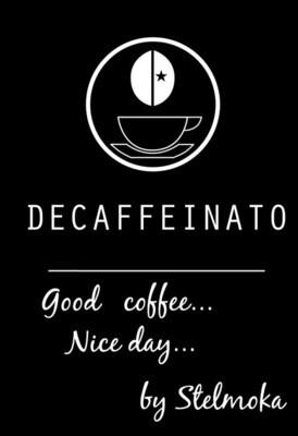 MISCELA CAFFE' STELMOKA DECAFFEINATO