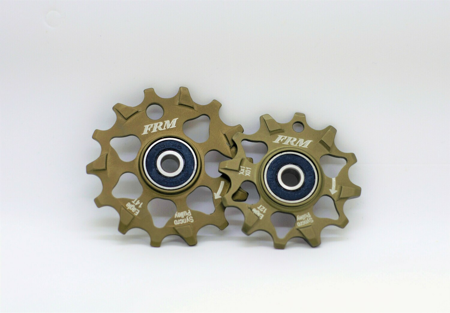 Syncro Pulley for SRAM 11-12s. transmission