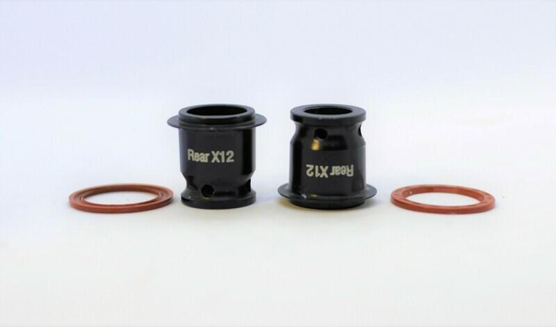 Rear Hub Adapters X12