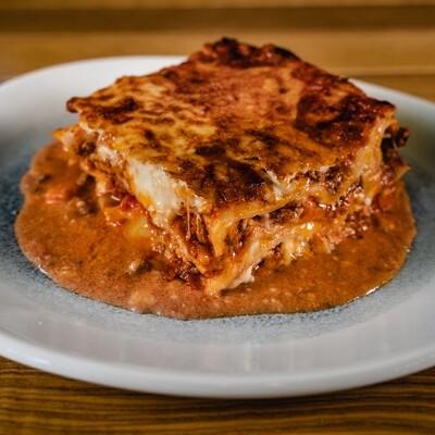 Lasagna al Ragù - For 1 Person