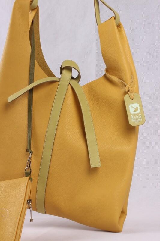YELLOW SWING shoulder bag