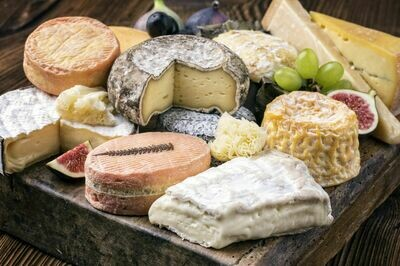 Cheese Platter 5 Kinds