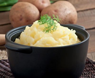 Mash Potatoes (M)