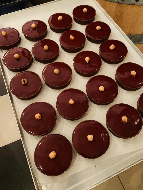 Chocolate Tart 6 pieces