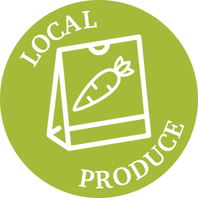 The Villages Grown - $20 Local Produce Bag