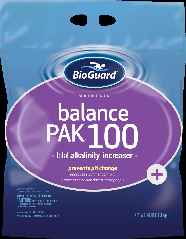 Balance Pak 100 (25#)