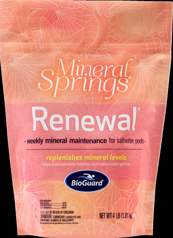 Mineral Springs Renewal (4 lb bag)