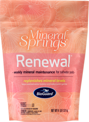 Mineral Springs Renewal (4 lb bag)