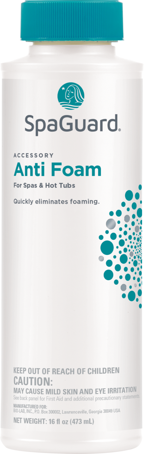 Spa Anti-foam (16oz)