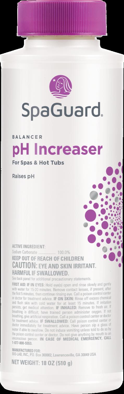 Spa pH Increaser (18oz)