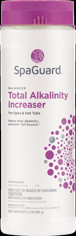 Total Alkalinity Increase (2 lb)