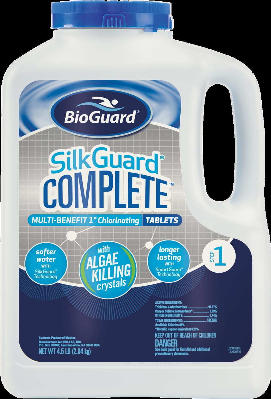 """SilkGuard Complete 1"""" Tablets 4.5 lbs. (limit 1 per customer)"""