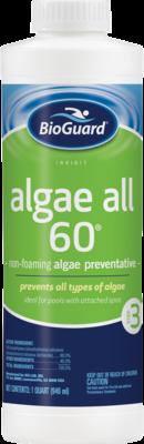 Algae All 60 Non-Foaming, 1 Qt.