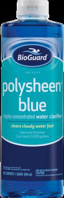 Polysheen Blue, Qt.