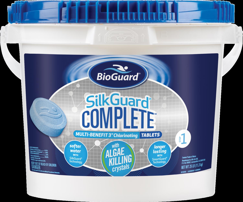 """SilkGuard Complete 3"""" Tab, 25# (limit 1 per customer)"""