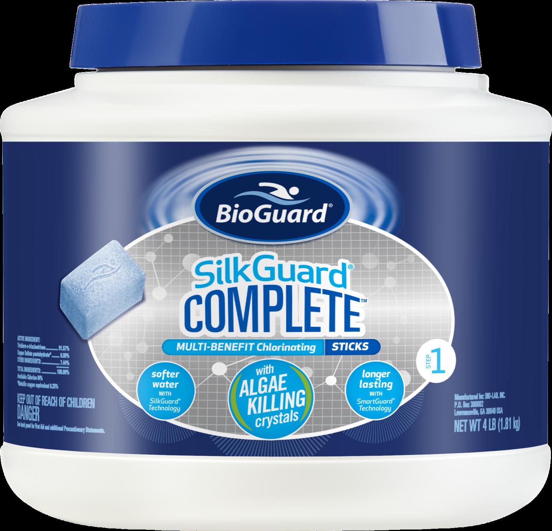 SilkGuard Complete Stick, 4 lbs. (limit 1 per customer)