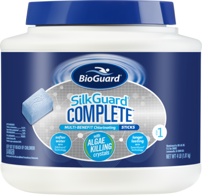 SilkGuard Complete Stick, 4 lbs.