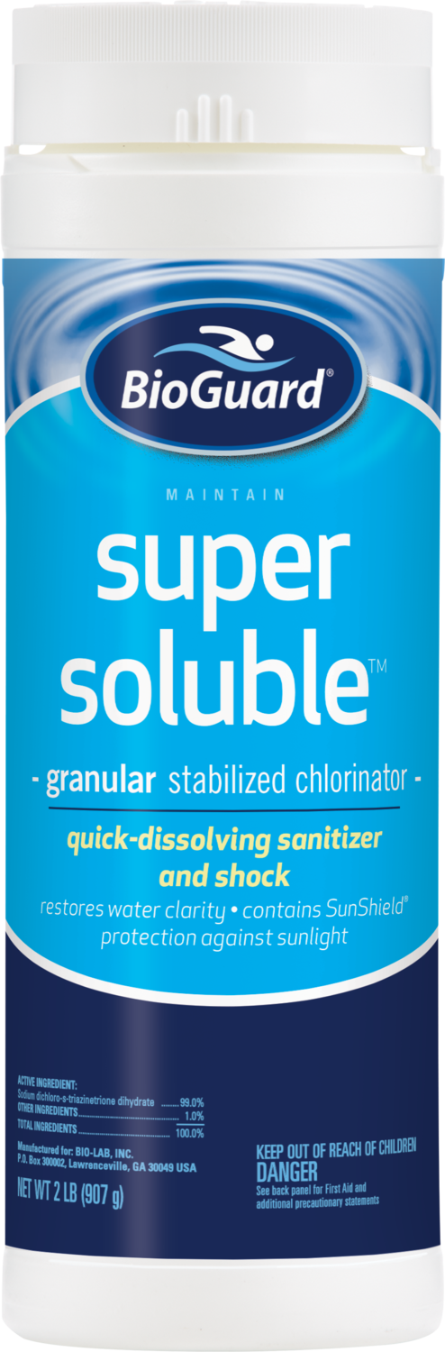 Super Soluble  (2#)