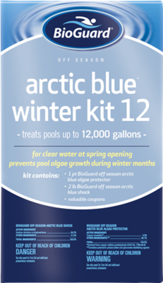 Arctic Blue Winter Kit - Up to 12k Gal Pools