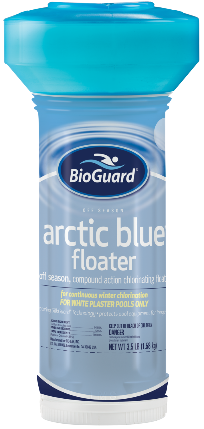 Arctic Blue Winter Chlorine Floater