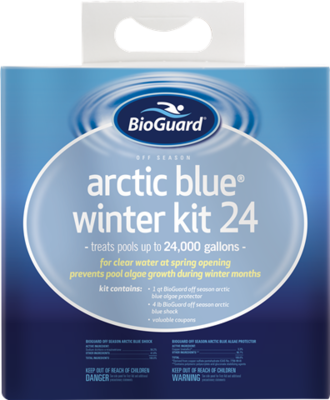 Arctic Blue Winter Kit for up to 24k Gal Pools