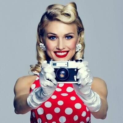 INT. Calendar Girl Photo Editing & Retouching Services
