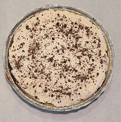 Add Additional Homemade Chocolate Cream Pie Dessert
