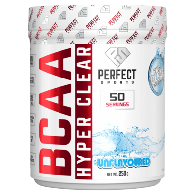 BCAA Hyper Clear - Blue Raspberry