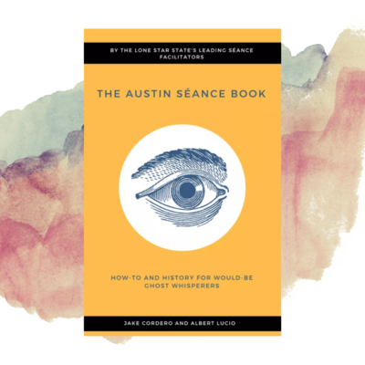 The Austin Séance Tiny Yellow Book