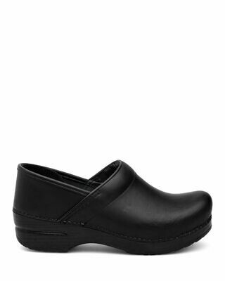 DANSKO - Professional - Black Cabrio Wide