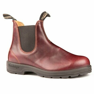 BLUNDSTONE - 1440 - Leather Lined Classic Redwood
