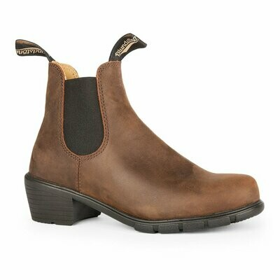 BLUNDSTONE - 1673 - Womens Series Heel Antique Brown