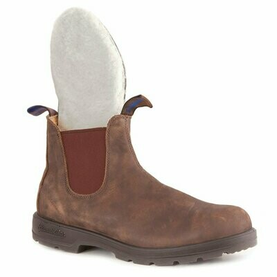 BLUNDSTONE - 584 - Winter Rustic Brown
