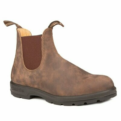 BLUNDSTONE - 585 - Leather Lined Classtic Rustic Brown