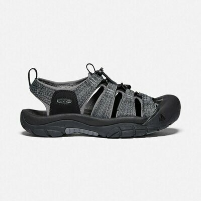 KEEN - Newport H2 Mens - Black/Steel Grey