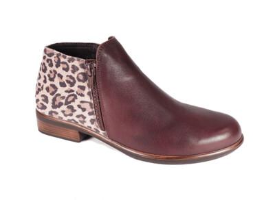 NAOT - Helm - Brown/Leopard