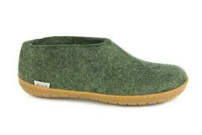 GLERUPS - Shoe Rubber Sole - Forest