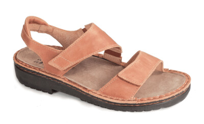 NAOT - Enid - Latte Brown Leather