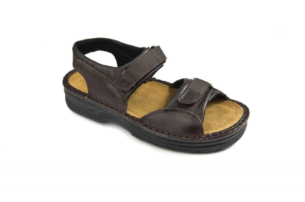 NAOT - Ryerson - Walnut Leather