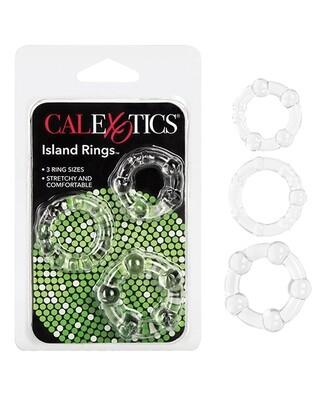 Island Rings Clear